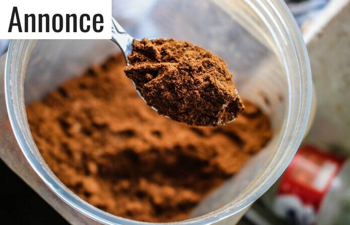 Hvor skal du opbevare dit proteinpulver?